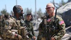 """Quân sự - Syria: Ngoại trưởng Nga Lavrov """"vạch mặt"""" kế hoạch của Mỹ ở sông Euphrates"""