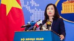 Tiêu điểm - Yêu cầu Trung Quốc chấm dứt cho máy bay ném bom diễn tập trái phép tại quần đảo Hoàng Sa