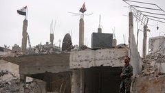 Quân sự - Phản ứng bất ngờ của Nga về thông tin vụ Mỹ đánh bom quân Syria tại Deir Ezzor