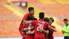 Thể thao - U22 Việt Nam 4-1 U22 Campuchia: Công Phượng dẫn đầu Vua phá lưới, Xuân Trường 'tẩy thẻ'