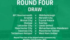 Thể thao - Bốc thăm vòng 4 League Cup: Coi chừng đó, các 'đại gia'
