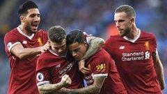 Thể thao - Liverpool lại thắng hiểm: Gã khổng lồ vẫn bước trên đôi chân đất sét