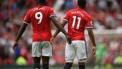 Bóng đá Quốc tế - Man Utd không có cả Lukaku và Martial khi đối đầu với Benfica