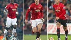 Bóng đá Quốc tế - Bộ ba siêu sao trở lại, Man Utd quyết tăng tốc chặng marathon