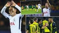 Bóng đá Quốc tế - Tottenham tiễn Dortmund xuống Europa League, đẩy Real vào thế khó