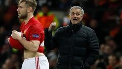 Bóng đá Quốc tế - Dù bị Man City bỏ xa, Mourinho vẫn tin MU còn cơ hội vô địch
