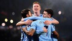 Bóng đá Quốc tế - Tottenham trao chiến thắng, Man City ngạo nghễ trên đỉnh Premier League