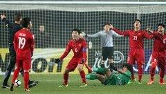 Bóng đá Việt Nam - U23 Việt Nam vượt qua U23 Iraq: Nối dài câu chuyện cổ tích