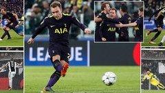 Bóng đá Quốc tế - Man City đại thắng, Tottenham xuất sắc có điểm trước Juventus