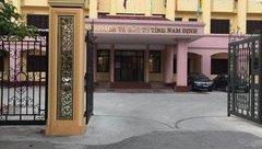 Pháp luật - Phó CVP sở KH-ĐT Nam Định bị tố nhận chạy việc với giá 85 triệu đồng