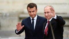 Tiêu điểm - Pháp muốn cùng Nga thành 'cặp đôi' quyền lực mới ở Trung Đông?