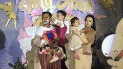 Ngôi sao - Vợ chồng Tuấn Hưng tưng bừng tổ chức sinh nhật cho con gái