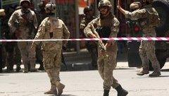 Tiêu điểm - Nhà thờ Hồi giáo Afghanistan bị đánh bom khủng khiếp, IS lên tiếng nhận trách nhiệm