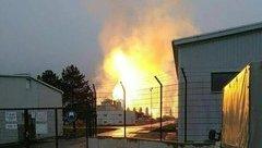 Tiêu điểm - Nổ lớn ở trung tâm khí đốt của Áo: 19 người thương vong