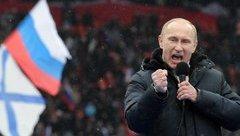 Tiêu điểm - Chiến thắng ở Syria - bệ phóng giúp ông Putin bay cao trong bầu cử 2018