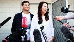 Tiêu điểm - Thủ tướng New Zealand báo tin sắp có con đầu lòng