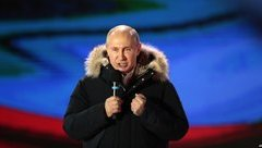 Tiêu điểm - Vladimir Putin: Từ Tổng thống 'tình cờ' đến người bảo vệ 'pháo đài Nga'
