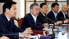 Tiêu điểm - Tổng thống Moon Jae-in và ý tưởng về Hội nghị Thượng đỉnh Mỹ-Hàn-Triều Tiên