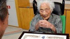Tiêu điểm - Người già nhất thế giới qua đời ở tuổi 117
