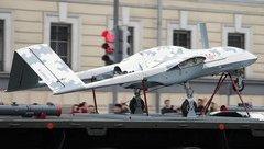 Cuộc sống số - Máy bay không người lái ném bom đầu tiên của Nga sẽ được thử lửa ở Syria?