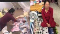 Xi nhan Trái Phải - Vụ giúp việc bạo hành trẻ 1 tháng tuổi: Có khiếu tung hứng, sao bà không đầu quân cho gánh xiếc?
