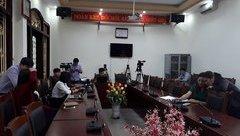 An ninh - Hình sự - Sơn La họp báo thông tin vụ bắt 2 phó giám đốc sở