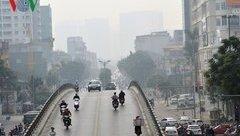 Điểm nóng - Ô nhiễm không khí tại Hà Nội phần lớn do hoạt động giao thông