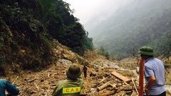 Kết nối- Chính sách - Gian nan khắc phục hậu quả mưa lũ tại Phù Yên – Sơn La