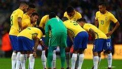 Bóng đá Quốc tế - ĐT Brazil xác định 15 cầu thủ đầu tiên dự World Cup