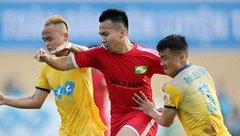 Bóng đá Việt Nam - Tiền vệ của SLNA vô đối trong cuộc bình chọn của AFC