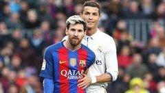 Bóng đá Quốc tế - Cristiano Ronaldo vẫn ghi bàn nhiều hơn Lionel Messi mùa này