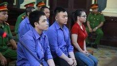 Pháp luật - Xét xử vụ nữ sinh thuê người tạt axít bạn tình đồng tính trên phố