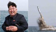 Quân sự - Triều Tiên: Tên lửa bắn đi, viện trợ nhận lại?