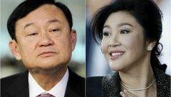 Tiêu điểm - Mục tiêu bất ngờ sau sự xuất hiện ở châu Á của bà Yingluck và ông Thaksin