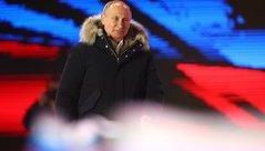 Tiêu điểm - Thắng áp đảo, ông Putin tái đắc cử Tổng thống Nga lần thứ tư