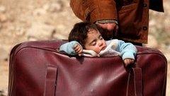Quân sự - Syria: Nhói lòng hình ảnh người dân lũ lượt sơ tán khỏi Đông Ghouta