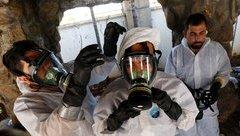 Tiêu điểm - Syria:  Kinh hoàng phát hiện hơn 40 tấn vũ khí hóa học phiến quân để lại