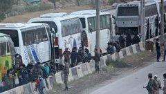 Tiêu điểm - Chiến thuật của Nga và Syria khiến phiến quân lũ lượt rút khỏi Đông Ghouta