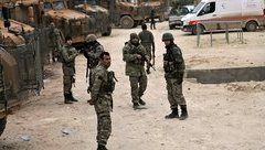 Quân sự - Syria: Quân đội Thổ Nhĩ Kỳ tuyên bố đã kiểm soát Afrin