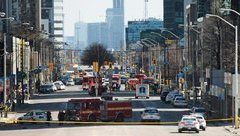 Tiêu điểm - Tin nóng thế giới ngày mới 24/4: Tấn công bằng xe tải ở Canada, hàng chục người thương vong
