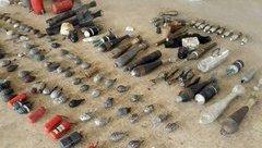 Tiêu điểm - Syria: Bí mật bên trong kho vũ khí khổng lồ của IS mới được phát hiện ở Damascus