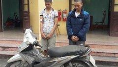 An ninh - Hình sự - Hà Nam: Bắt giữ 'đôi bạn thân' rủ nhau cướp tài sản người đi đường