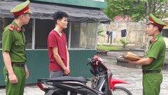 An ninh - Hình sự - Hà Nam: Khởi tố con nghiện trộm xe máy để có tiền mua ma túy