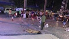 An ninh - Hình sự - Hà Nội: Điều tra vụ nam thanh niên nhảy lầu tự tử giữa trời mưa
