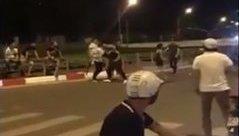 An ninh - Hình sự - Hà Nội: Truy nhóm thanh niên hỗn chiến tại hầm Kim Liên