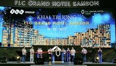 Kinh doanh - Tập đoàn FLC chính thức khai trương FLC Grand Hotel Samson