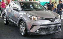 Xe++ - Toyota CH-R trình làng, thách thức đối thủ Mazda CX-3