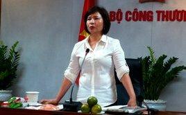 Tiêu dùng & Dư luận - Bà Hồ Thị Kim Thoa bị miễn nhiệm chức Thứ trưởng Bộ Công Thương