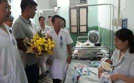 Chính trị - Xã hội - Hà Nội: Cứu sống bà bầu mang thai 37 tuần bị sốt xuất huyết