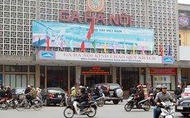 Chính trị - Xã hội - Di dời ga Hà Nội: Vị trí đắc địa sử dụng vào mục đích gì?